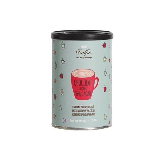 Chocolat en poudre - 55% de cacao (200g) CHOCOLAT DOLFIN