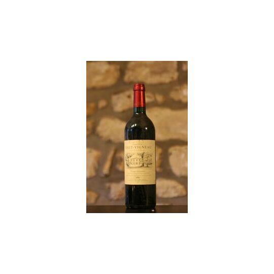Vin Rouge, Chateau Haut Vigneau 1999