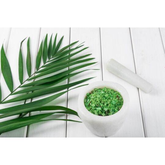 Cristaux De Sel Vert Jade Bambou D'hawaï - 250g - Hecosfair HECOSFAIR