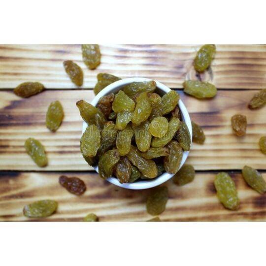 Raisins Secs Verts Bio & Équitables De Khorog - Sans Sulfite - 1 Kg - Hecosfair HECOSFAIR