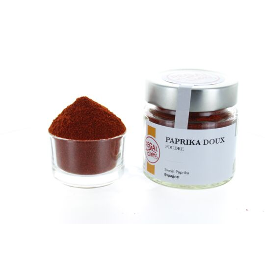 Paprika Doux - Poudre