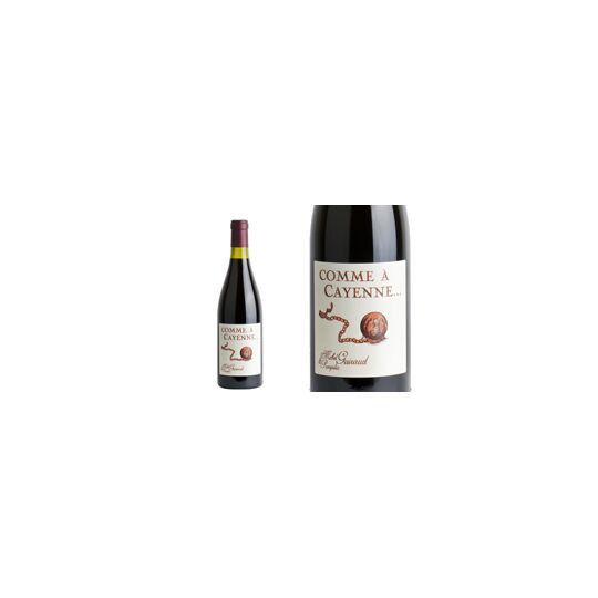 M&p Guiraud Comme A Cayenne 2018 - Vin  Rouge