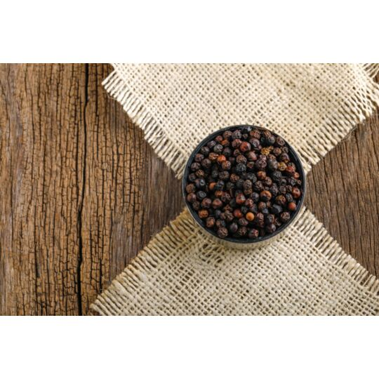 Poivre Noir Fumé Bio Fairtrade Igp De Kampot - 50g - Hecosfair HECOSFAIR