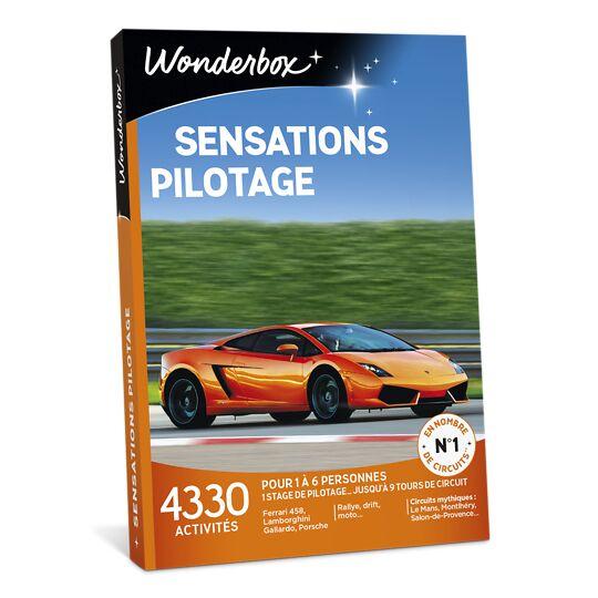 Sensations Pilotage WONDERBOX
