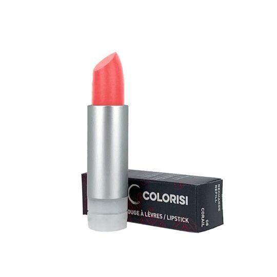 Rouge à lèvres 08 - Corail - Recharge COLORISI