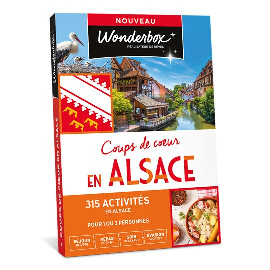 Coups De Cœur En Alsace WONDERBOX
