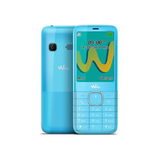 WIKO Téléphone portable Riff 3 Plus LS - Bleu clair
