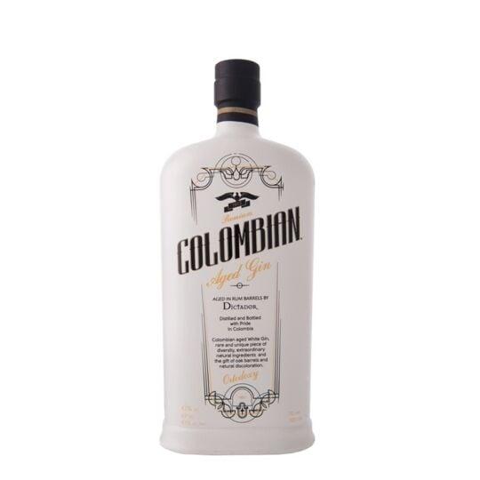 Dictador Premium Colombian Aged Gin Ortodoxy