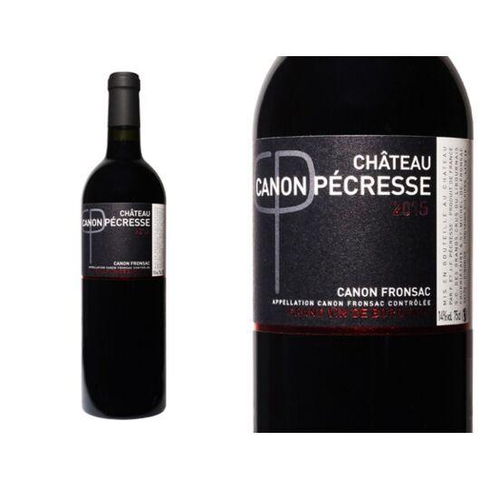 Château Canon Pecresse 2017 - Vin  Rouge