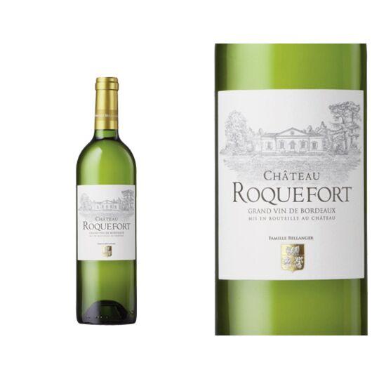 Château Roquefort Blanc 2018 - Vin  Blanc