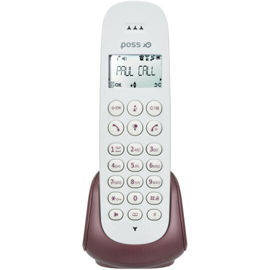 Téléphone sans fil Solo - PSDP130SWB - Violet