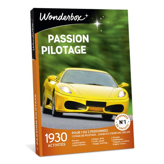 Passion Pilotage