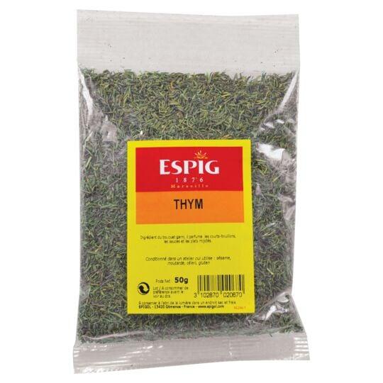 Thym entier herbe aromatique 50g ESPIG