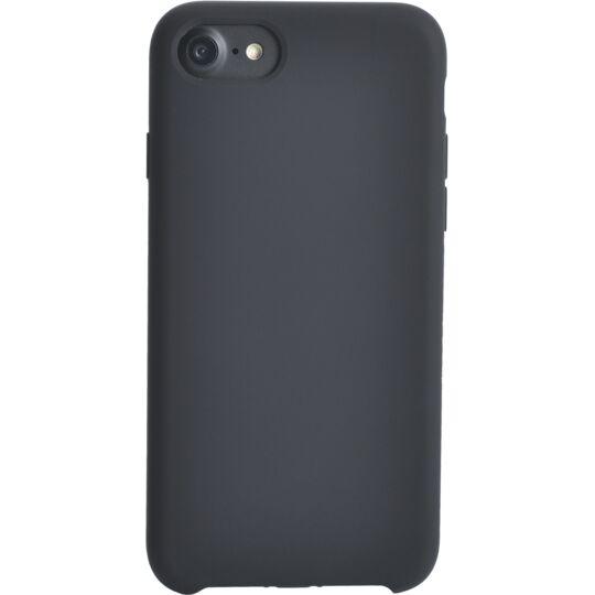 Coque rigide pour iPhone 6/6S/7/8 - COVSOFTIP7BL - Noir à Prix Carrefour