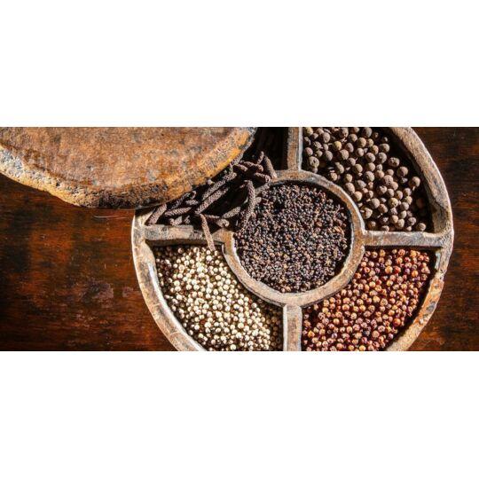 Poivre Long Rouge Bio Fairtrade Igp De Kampot - 100g - Hecosfair HECOSFAIR