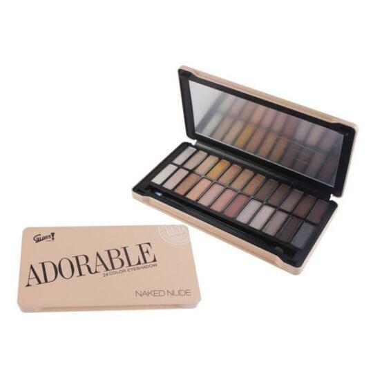 Palette De Maquillage Nudes Beige - 25pcs GLOSS