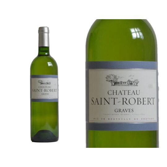 Château Saint-robert Blanc 2016 - Vin  Blanc