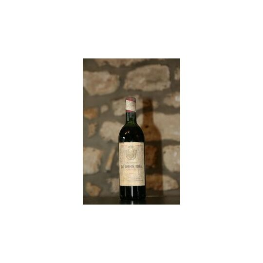 Vin Rouge, Domaine De Chemin Royal 1964 1964
