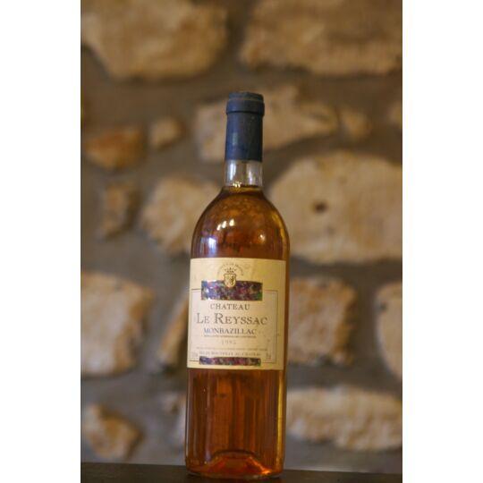 Vin Blanc, Château Le Reyssac 1995