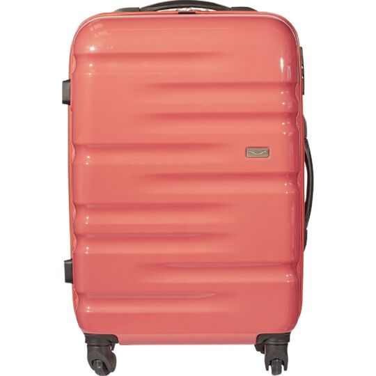 Valise 4 roues 62 x 41x 26cm ABS/PC CARREFOUR
