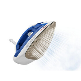 MOULINEX Fer à repasser vapeur Virtuo - im1735e0 - Bleu:Blanc