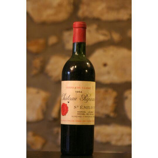 Vin Rouge, Château Ripeau 1964 1964