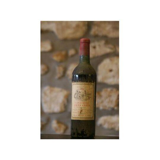 Vin Rouge, Château Peyrabon 1964 1964