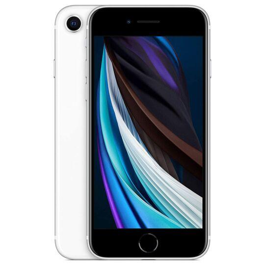 iPhone SE - 64 Go - MHGQ3F/A - Blanc