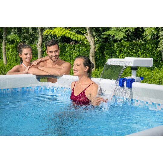 Fontaine Cascade Flowclear™ Pour Piscine Hors Sol Bestway BESTWAY