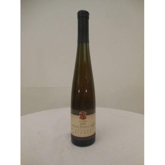 37,5 Cl Pinot Gris Blanck Grand Cru Furstentum Liquoreux 1989 - Alsace.