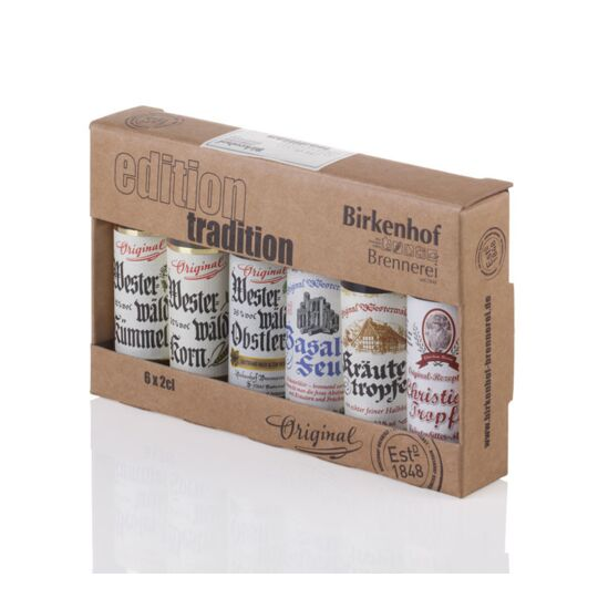 "Coffret De Dégustation ""edition Tradition"" - Birkenhof BIRKENHOF"