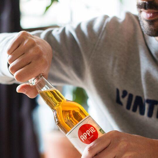 Cidre APPIE - L'EXTRA BRUT BIO (6.5%) - 33cl APPIE