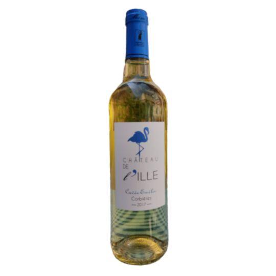 Vin Blanc Corbières - Cuvée Émilie 2017 CHÂTEAU DE L'ILLE