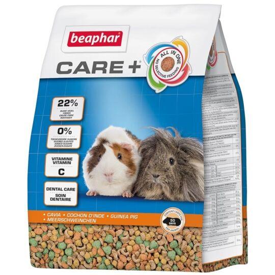 Nourriture Pour Cochon D'inde Care+, 1,5 Kg BEAPHAR