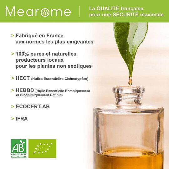 Huile Essentielle Bio Lavande - 30ml MEAROME