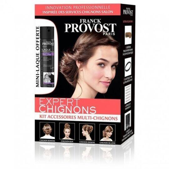 Kit Accessoires Multi-chignons Expert Chignons - Pour Coiffure Salon FRANCK PROVOST