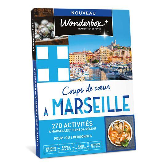 Coups De Cœur À Marseille WONDERBOX