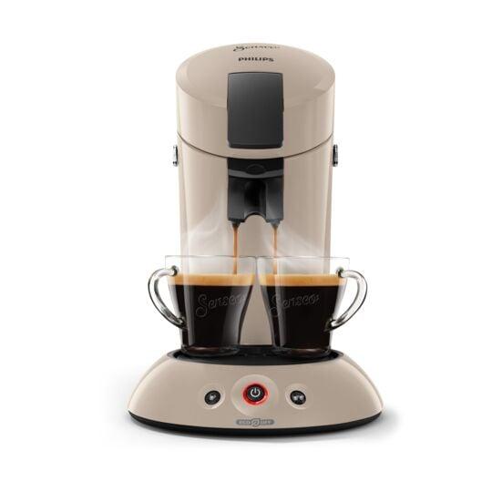 Cafetière à dosettes Senseo - HD7806/36 - Nougat
