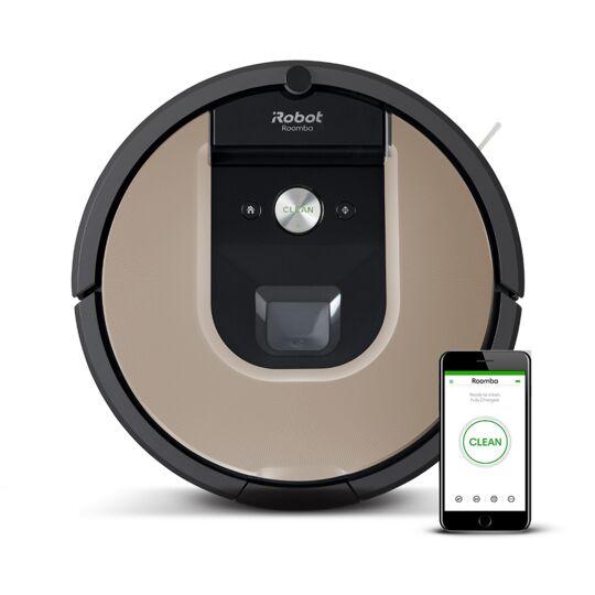 Aspirateur robot Roomba 976 - R976040 - Noir/Bronze