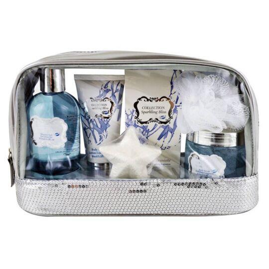Coffret De Bain Parfum Léger De Fleurs De Coton - 6pcs GLOSS