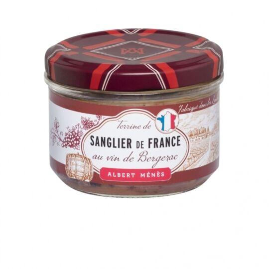 Terrine De Sanglier De France Au Vin De Bergerac