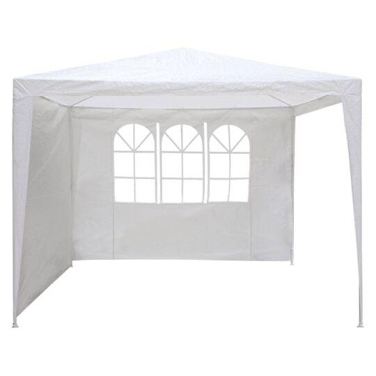 Toile Blanche De Remplacement Pour Tente De Réception - Cloison De Gaze HABITAT ET JARDIN