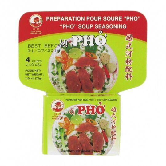 Assaisonnement Pour Soupe Pho / Épices En Cubes - Aide À La Préparatio COQ