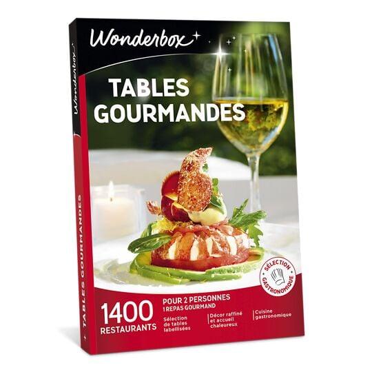Tables Gourmandes WONDERBOX