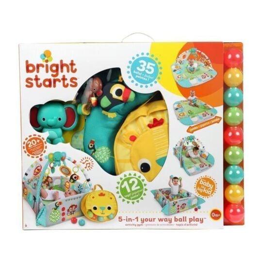 bright starts tapis deveil evolutif