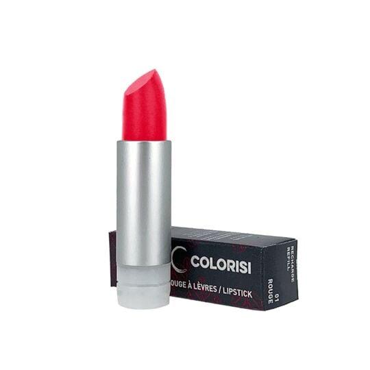 Rouge à lèvres 01 - Rouge - Recharge COLORISI