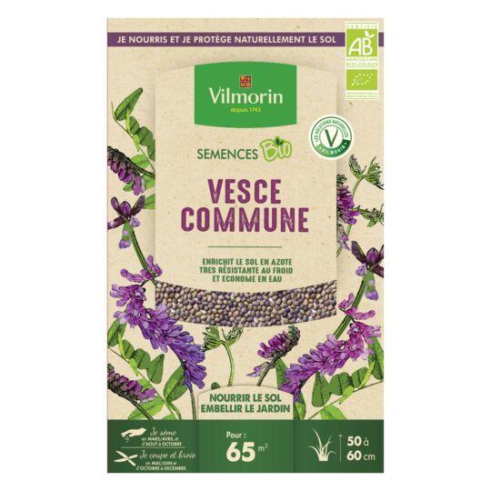 Graines De Vesce Commune Bio, Boite De 375 Grs VILMORIN