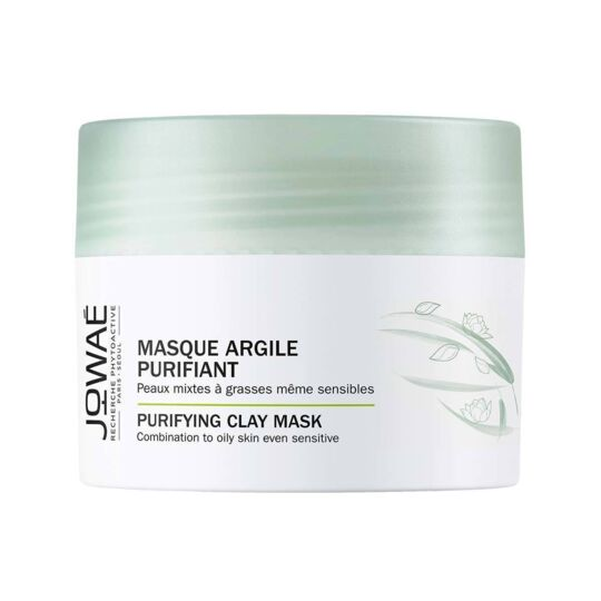 Masque Argile Purifiant Jowaé 50ml