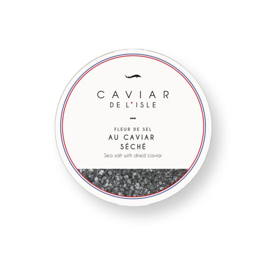 Fleur De Sel Au Caviar
