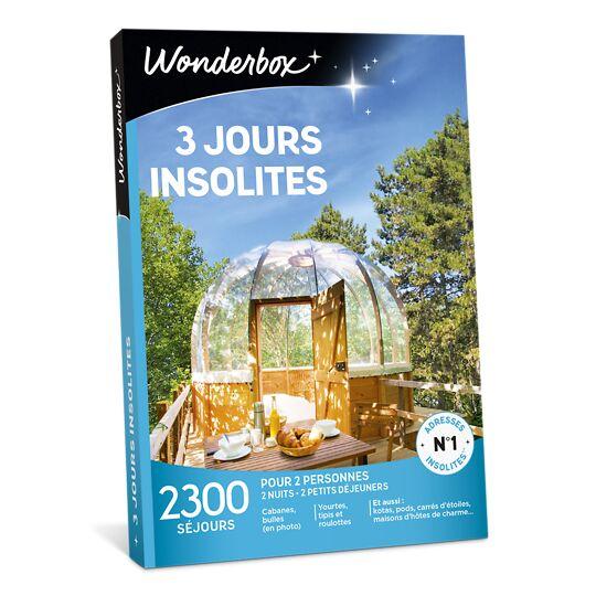 3 Jours Insolites WONDERBOX